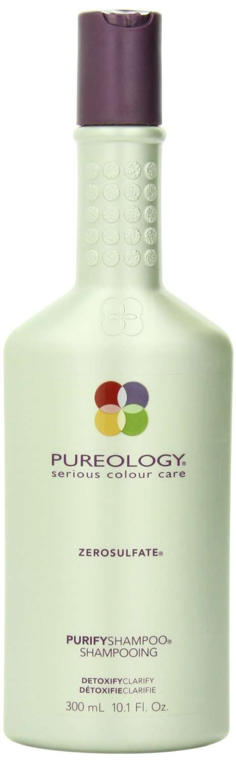 Pureology Safeguard Your Color Purify Shampoo