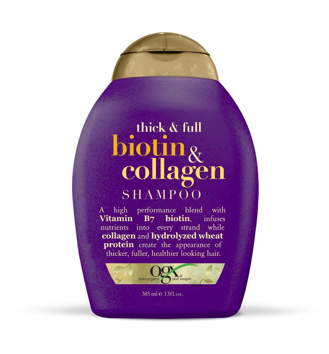 7 Organix Biotin And Collagen