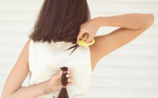 long hair donation