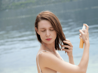 how to use sea salt spray in 5 minutes