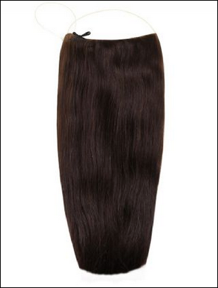 hair extensions for Halo
