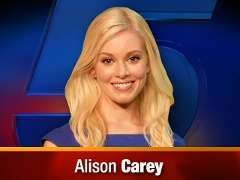 Alison Carey Best Female News Hair