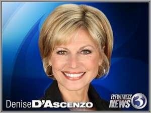 Denise D'Ascenzo Best newswomen hair