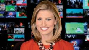Sarah French news anchor hair