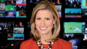 Sarah French news anchor hair