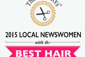 The HAIRRYs - Local Newswomen With The Best Hair