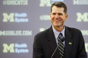 Jim Harbaugh HAIRRYs Winner