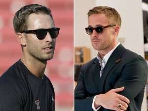 Kliff Kingsbury and Ryan Gosling Best Hair