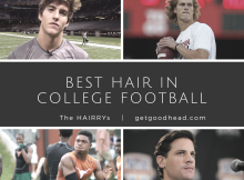 The HAIRRYs Best Hair in College Football