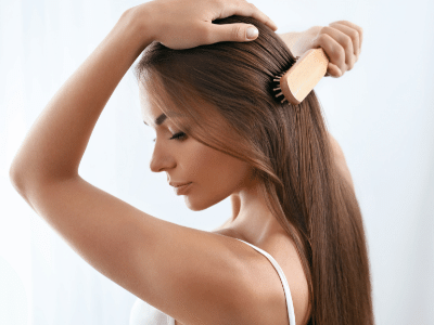 get healthy hair now