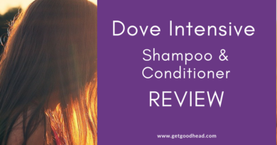 Dove Intensive Shampoo and Conditioner Review
