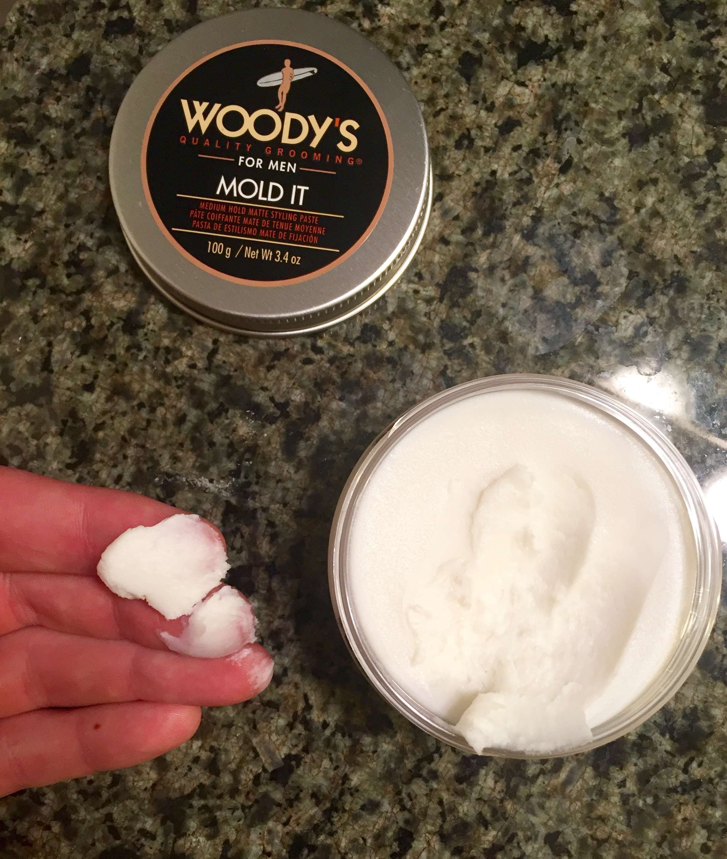 Wood's Hair Product Review