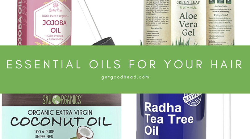 The 12 Best Oils For Your Hair Get Good Head