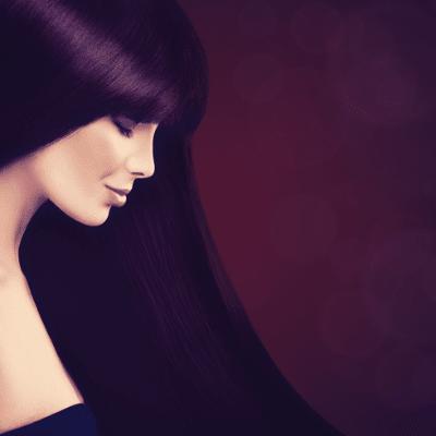 dark royal purple hair color