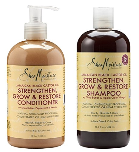What Shampoo And Conditioner Is Good For Natural Hair