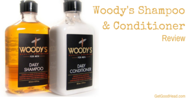 Woody's Shampoo and Conditioner