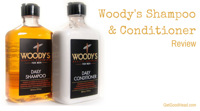 woody s shampoo and conditioner for men review get good head