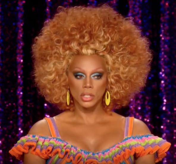 rupaul drag race best hair