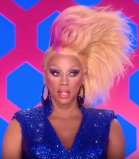 rupaul's drage race best hair