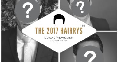 2017 HAIRRY Awards Local Newsmen