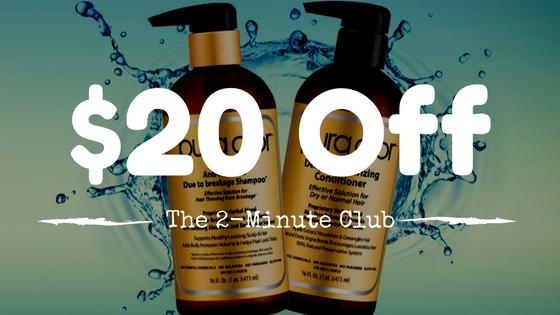 discount shampoo