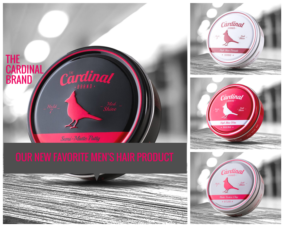 2018 S Best Men S Hair Product The Cardinal Brand Get