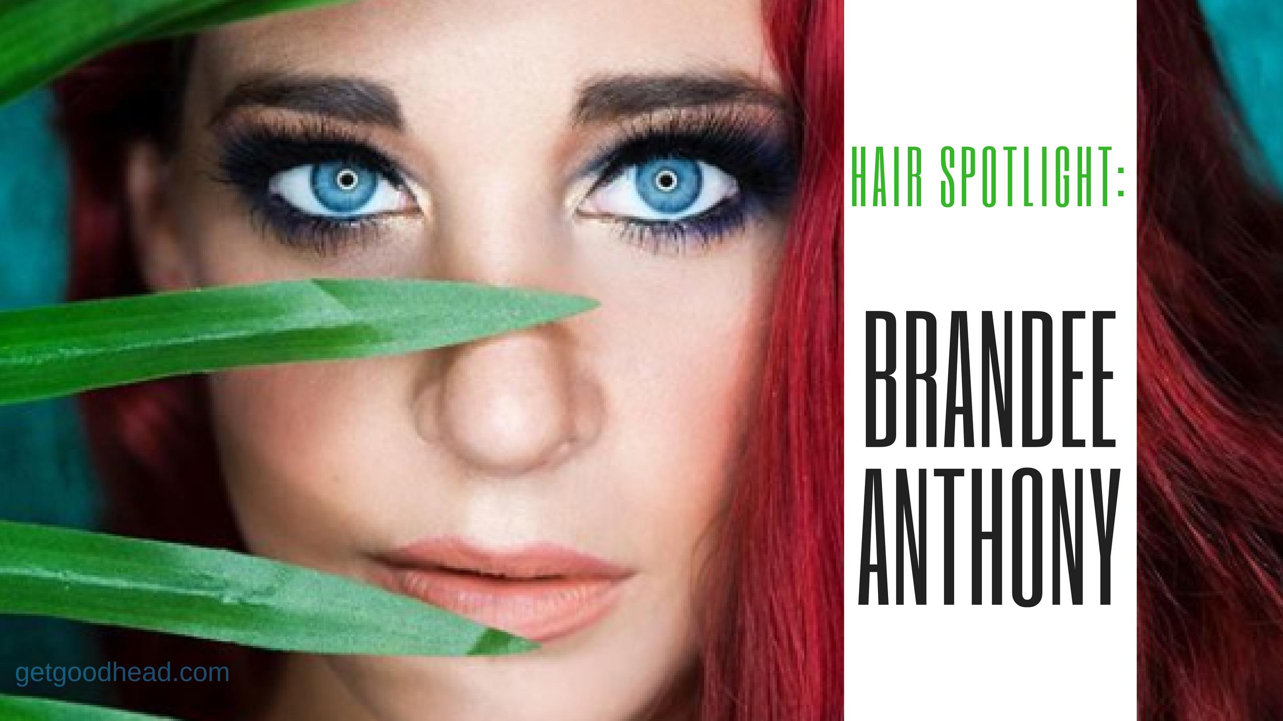 Brandee anthony
