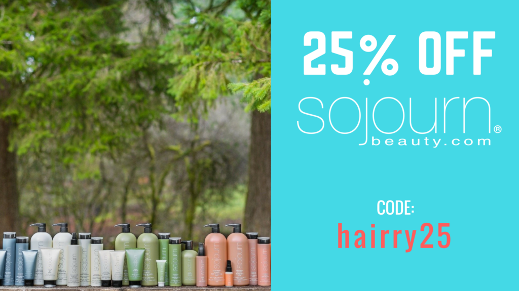 sojourn beauty products